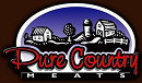 Pure Country Meats – Pork Leg Roast – bone in